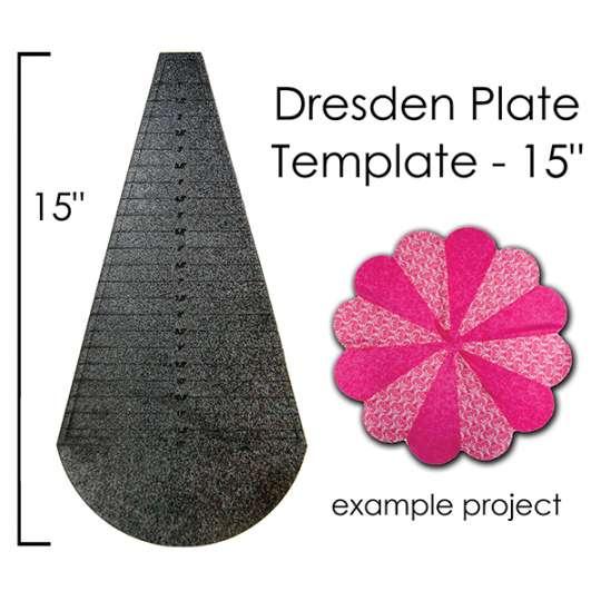 Martelli Template Dresden Plate Shopmartellinotionscom - Dresden plate template