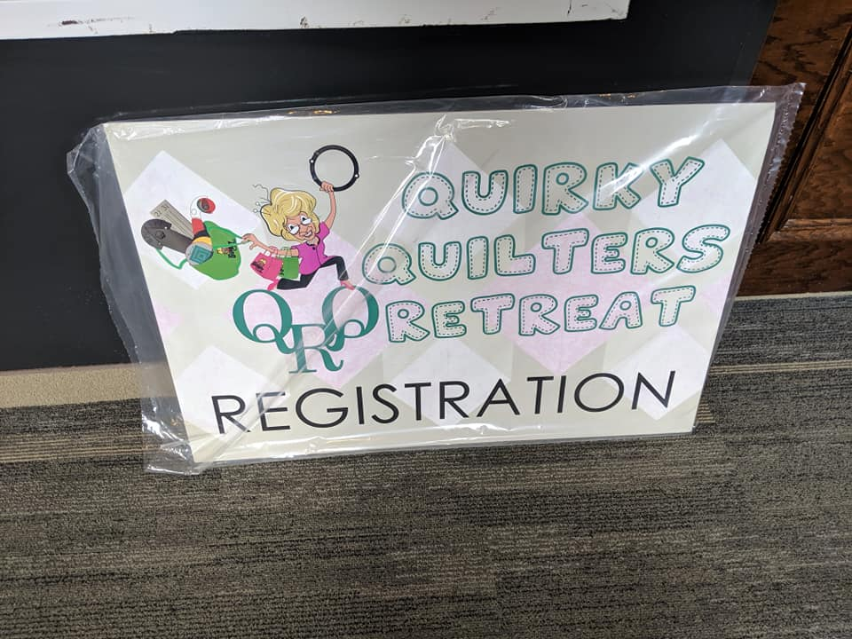 Quirky Quilter Retreat