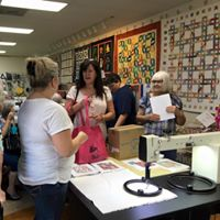 Martelli Notions Quilting and Education Center 13